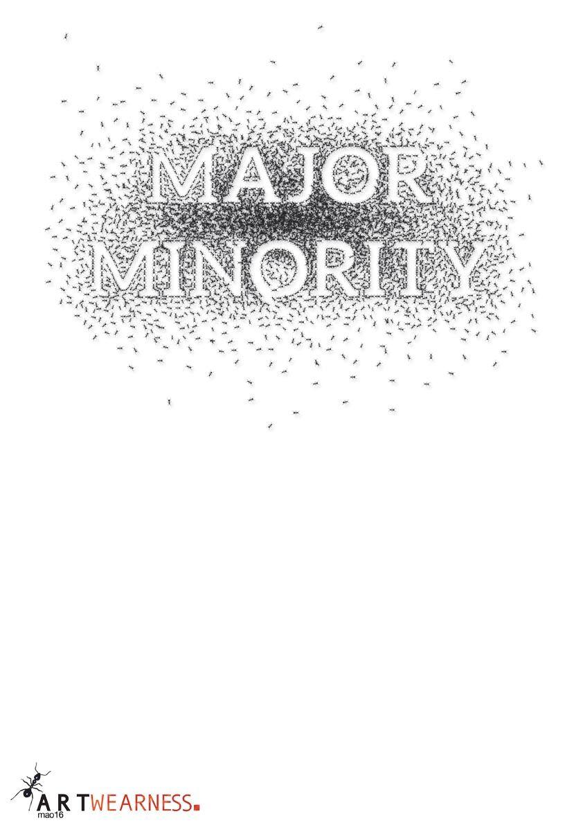 design 'Major Majority'