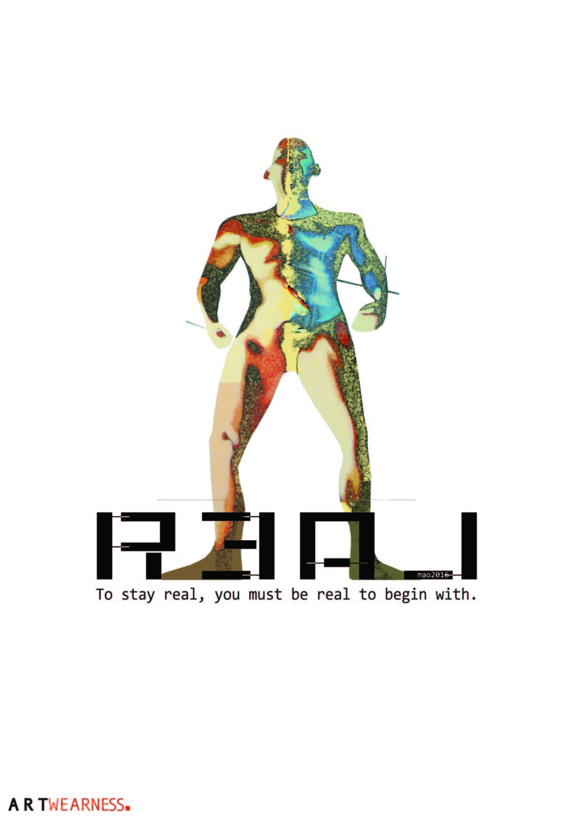 New design 'Real'